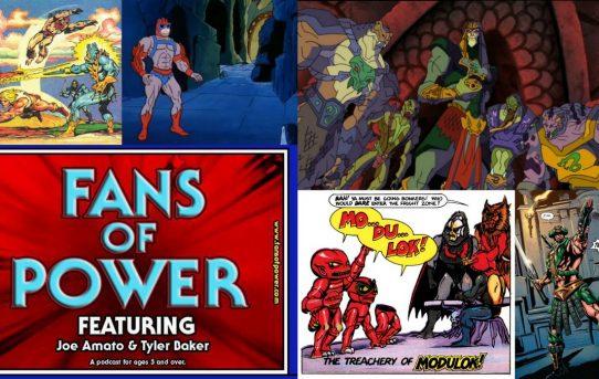 Fans of Power Episode 113 - MYP Snake Pit, Character Interpretations