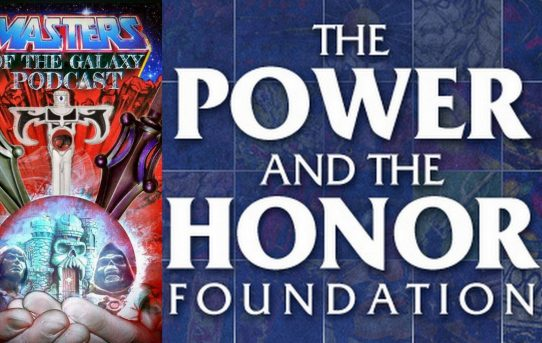 Masters of the Galaxy Episode 50 - Power and Honor Foundation