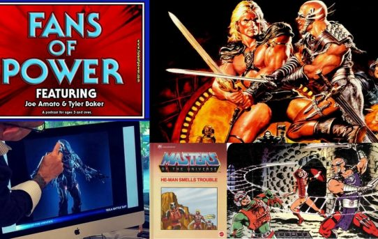 Fans of Power Episode 114 - Blade, He-Man Smells Trouble, Teela's Battlesuit?!?!