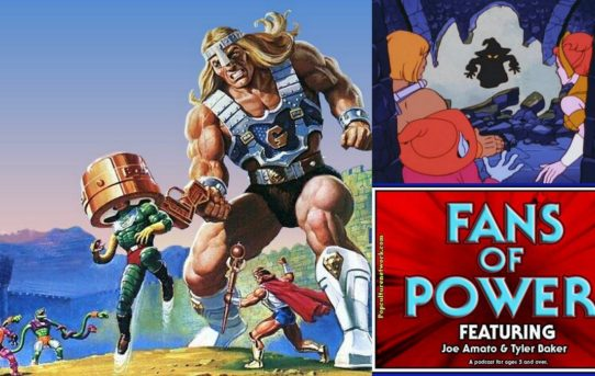 Fans of Power Episode 115 - Megator/Tytus, The Return of Orko's Uncle