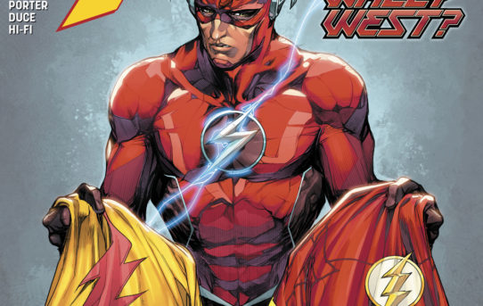 FLASH ANNUAL #1 Preview