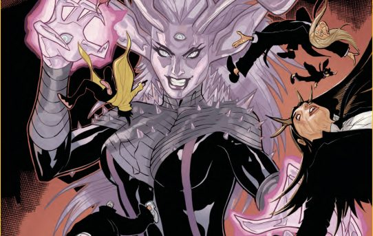 GENERATION X #86 Preview