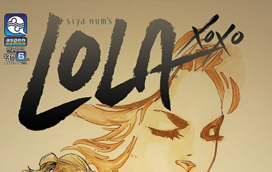 Lola XOXO Vol.2 #6 PREVIEW