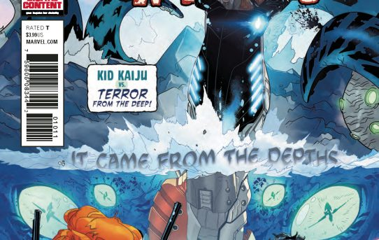 MONSTERS UNLEASHED #10 Preview