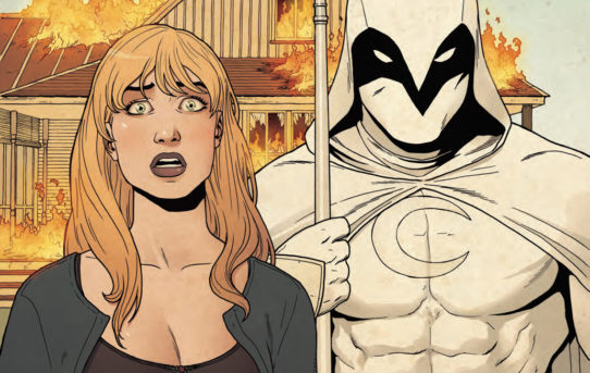 MOON KNIGHT #191 Preview