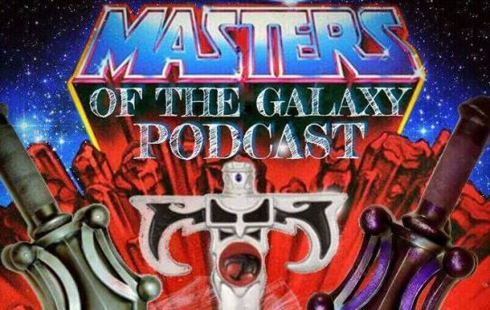 Masters of the Galaxy Episode 14 - Mythic Legions, MOTU 80s Memories
