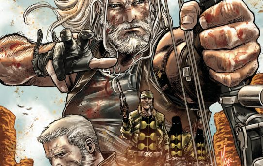 OLD MAN HAWKEYE #1 Preview
