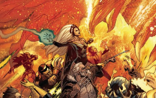 PHOENIX RESURRECTION RETURN JEAN GREY #4 Preview