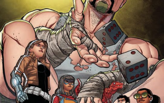 SECRET WARRIORS #12 Preview