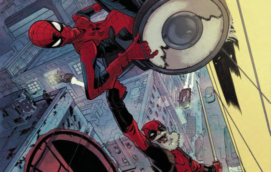 SPIDER-MAN DEADPOOL #26 Preview
