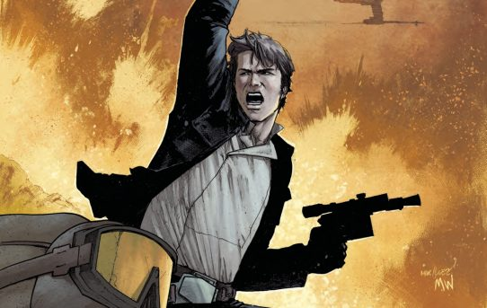 STAR WARS #42 Preview