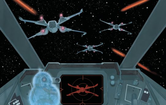 STAR WARS POE DAMERON #23 Preview