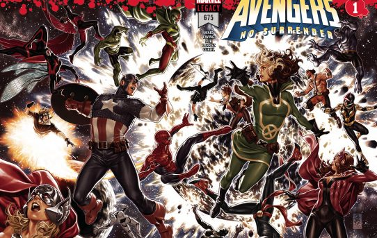 Avengers #675 Preview