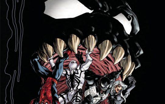 AMAZING SPIDER-MAN VENOM INC OMEGA #1 Preview