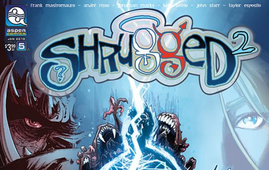 Shrugged Vol.2 #5 PREVIEW