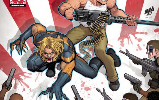 WEAPON X #13 Preview