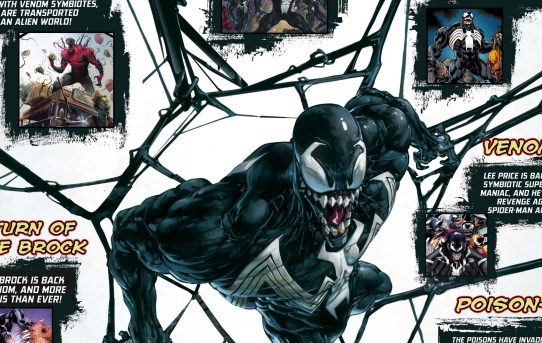 Venom's 30th Anniversary Is Here!