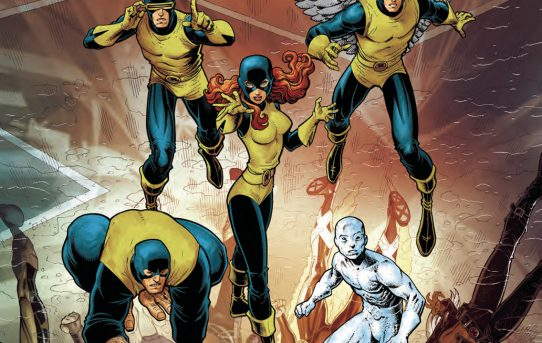 X-MEN BLUE #19 Preview