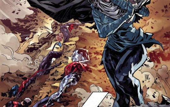 X-MEN GOLD #20 Preview