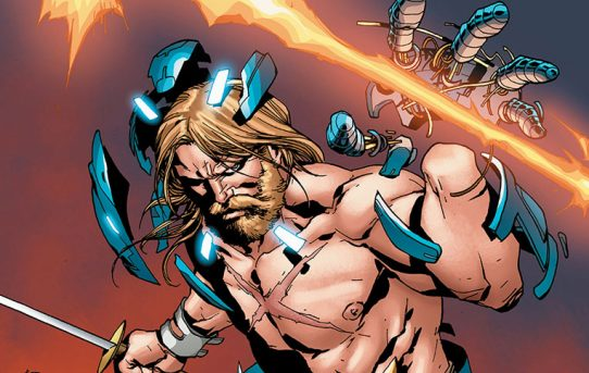 X-O MANOWAR #11 Preview
