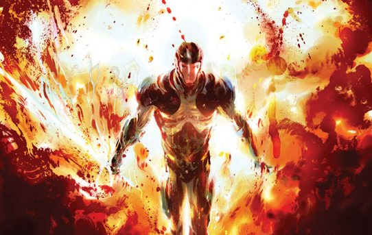 Return to Earth! Matt Kindt & Ariel Olivetti Begin a New Era in X-O MANOWAR #14 – Coming in April!