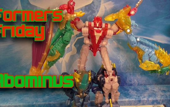 Formers Friday - Beast Hunters Abominus