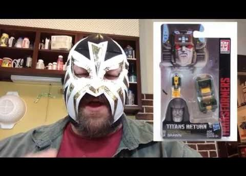 Formers Friday - Titans Return Titan Masters