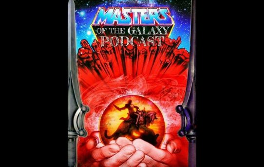 Masters of the Galaxy Episode 2 - Super 7 Announcement and Max Steel?!