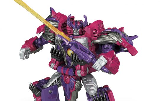 Formers Friday - Titans Return Alpha Trion