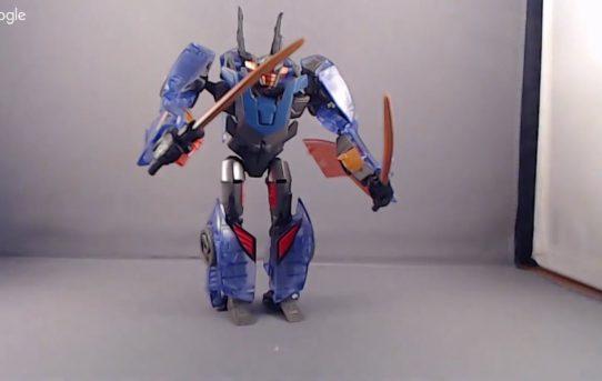 Formers Friday - TF Prime Dark Energon Wheeljack