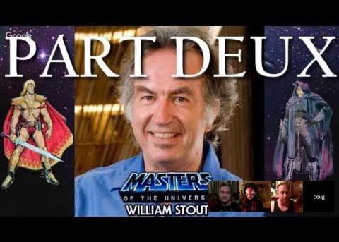 Fans of Power Episode 63 - William Stout Part Deux!