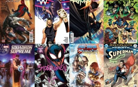 DiRT's Comic Book Reviews for January 18, 2017
