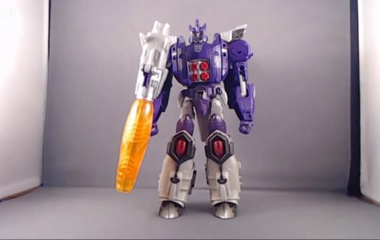 Formers Friday - Titans Return Galvatron! (Again)