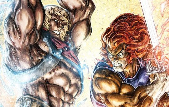 Fans of Power Episode 64 - Magic Users, He-Man/Thundercats #4