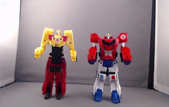 Formers Friday - Transformers RID Crash Combiners