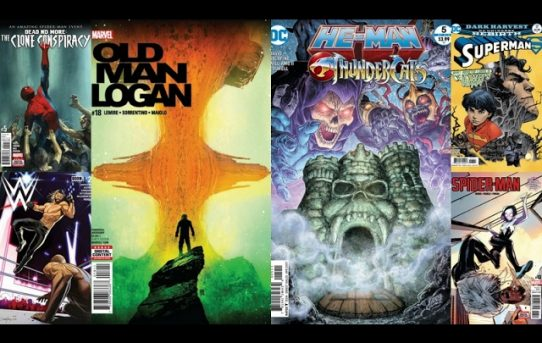 DiRT's Comic Book Reviews for February 15th, 2017