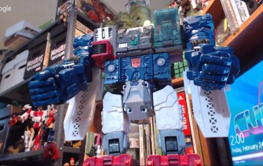 Formers Friday - Fortress Maximus