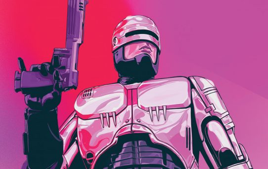 No One is Above the Law of RoboCop