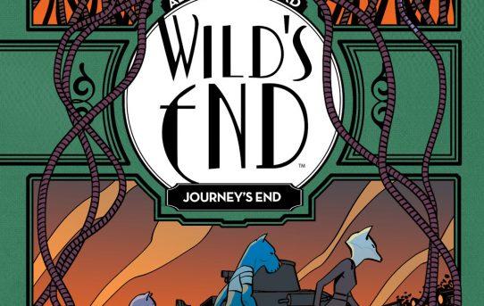 Abnett & Culbard's Wild's End Returns  at BOOM! Studios