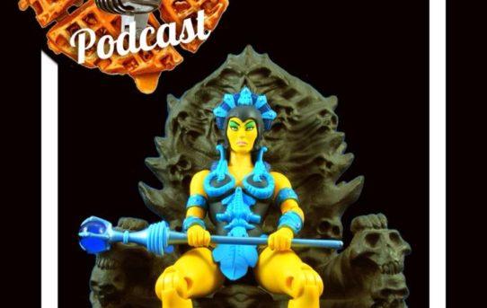 Waffle Mafia Podcast Episode 26 - Evil-Lyn!