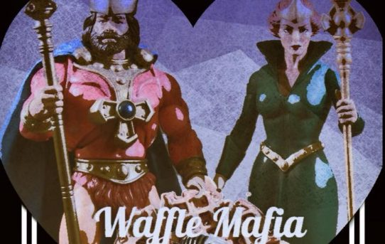 Waffle Mafia Podcast Episode 27 - The Most Powerful Couple In The Universe!