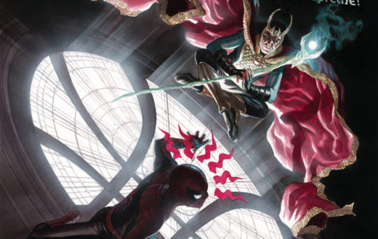 AMAZING SPIDER-MAN #795 Preview