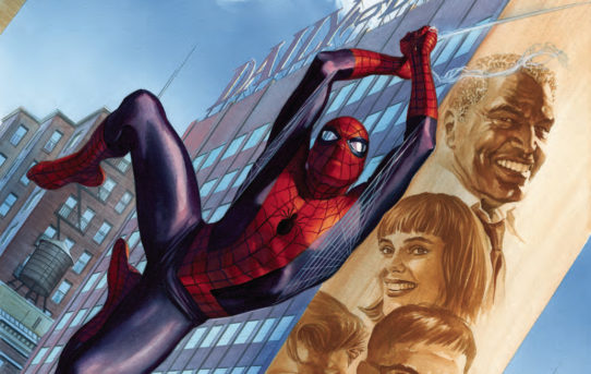AMAZING SPIDER-MAN ANNUAL #42 Preview