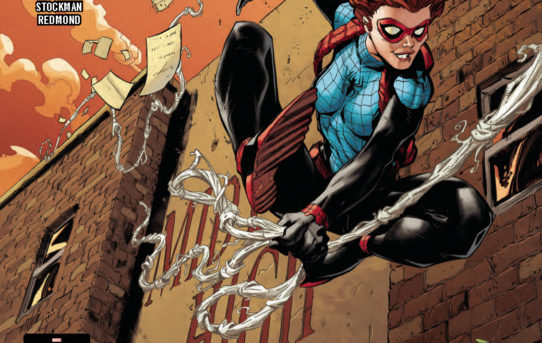 AMAZING SPIDER-MAN RENEW YOUR VOWS #16 Preview