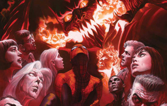 AMAZING SPIDER-MAN #800: The Red Goblin and Spider-Man's Final Showdown!