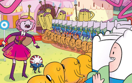 Adventure Time #73 Preview