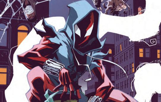 BEN REILLY SCARLET SPIDER #14 Preview