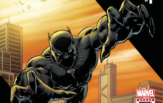 BLACK PANTHER SOUND AND FURY #1 Preview