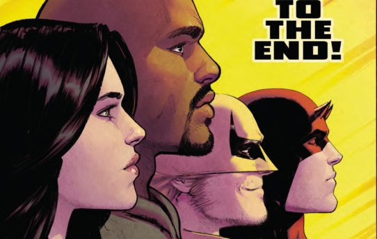 DEFENDERS #10 Preview