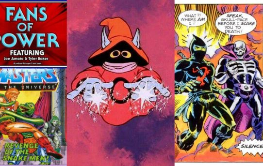 Fans of Power Episode 116 - Orko, Revenge of the Snake Men, Scareglow